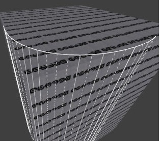 (Image cylinder 3d view)